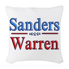 BERNIE SANDERS FOR PRESIDENT 2016 Woven Throw Pill