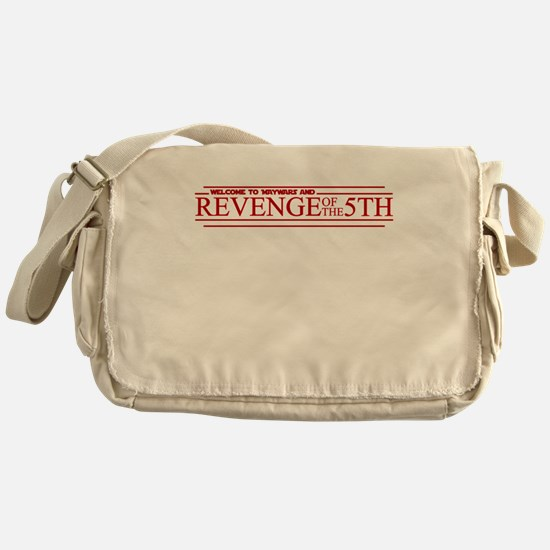 Revenge of the 5th Messenger Bag