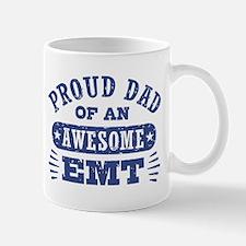 Proud Dad of an Awesome EMT Mug