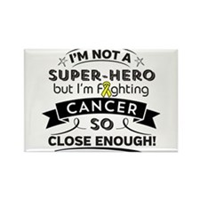 Sarcoma Super-Hero Rectangle Magnet (100 pack)