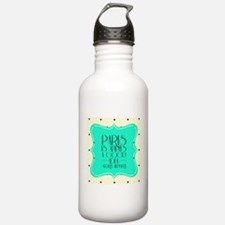 Audrey's Quote Water Bottle