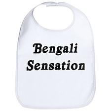 Bengali Sensation Bib