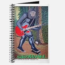 sasqWAH the Sasquatch Journal