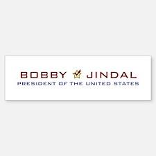 Bobby Jindal President USA Bumper Bumper Sticker