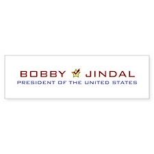Bobby Jindal President USA Bumper Stickers