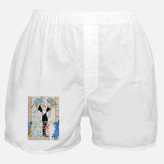VOGUE - Peace and Victory in France Boxer Shorts