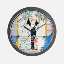VOGUE - Peace and Victory in France Wall Clock
