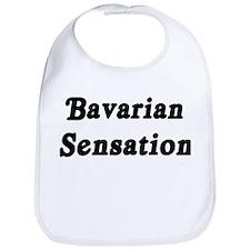 Bavarian Sensation Bib