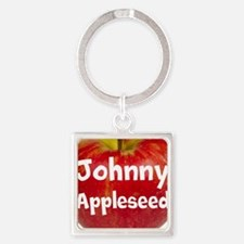 Johnny Appleseed Keychains