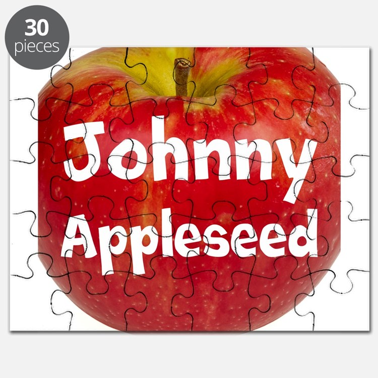 Johnny Appleseed Puzzle