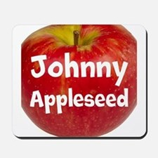 Johnny Appleseed Mousepad