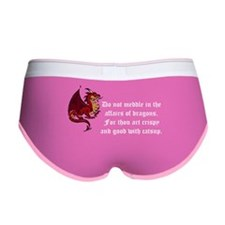 Dragons Women's Boy Brief
