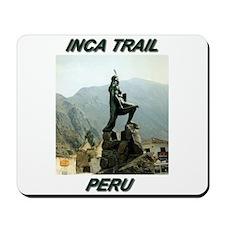 INCA TRAIL Mousepad