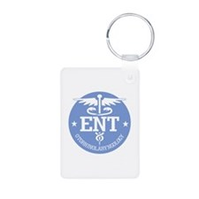 Cad ENT (rd) Keychains