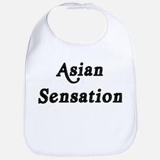 Asian Sensation Bib