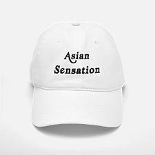 Asian Sensation Baseball Baseball Cap