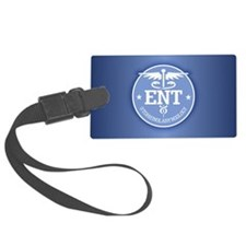 Cad ENT (rd) Luggage Tag