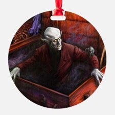 Dracula Nosferatu Vampire Ornament