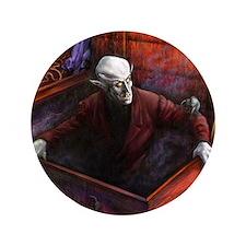 Dracula Nosferatu Vampire Button