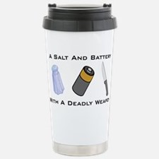 Cool Food humor Travel Mug