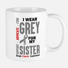 I Wear Grey For My Sister (Brain Cancer Awareness)