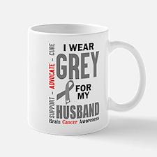 I Wear Grey For My Husband (Brain Cancer Awareness
