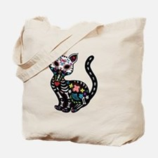 Dia de los Gatos Tote Bag