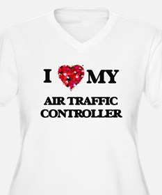 I love my Air Traffic Controller Plus Size T-Shirt
