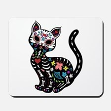 Dia de los Gatos Mousepad