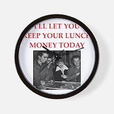 pinball Wall Clock