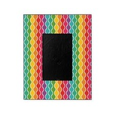 Rainbow Abstract Picture Frame