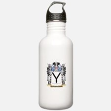 Cunningham Coat of Arm Water Bottle
