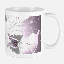 Abstract, Butterfly Mugs