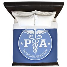 Cool Physician assistant King Duvet