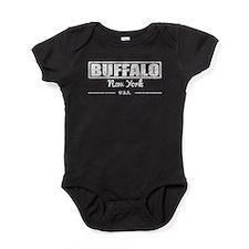 Buffalo New York Baby Bodysuit