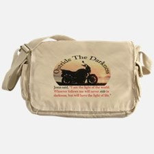 Outride The Darkness Messenger Bag