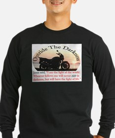 Outride The Darkness Long Sleeve T-Shirt