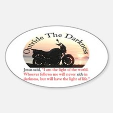 Outride The Darkness Decal