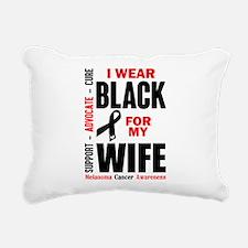I Wear Black For My Wife (Melanoma Cancer Awarenes