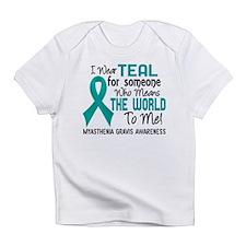 Myasthenia Gravis MeansWorldToMe2 Infant T-Shirt