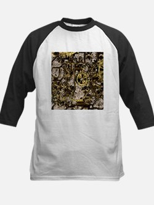 Metal Steampunk Baseball Jersey