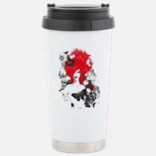 Red Hairs Travel Mug