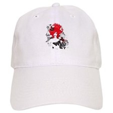 Red Hairs Baseball Baseball Cap