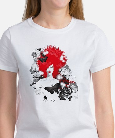 Red Hairs T-Shirt