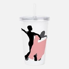 Dancing Acrylic Double-Wall Tumbler