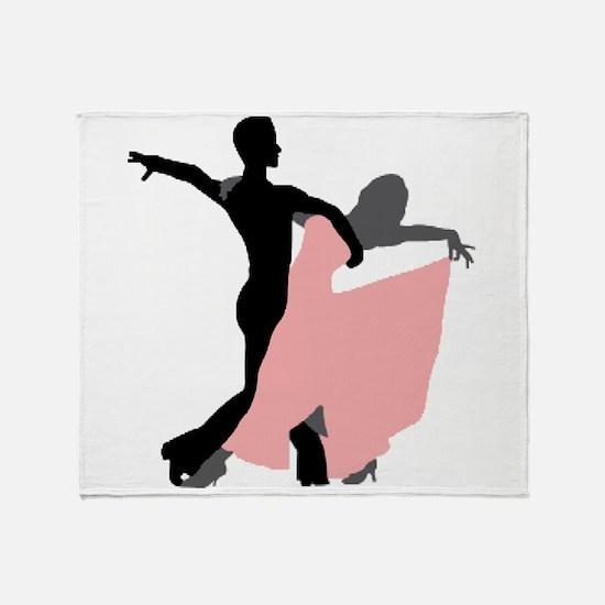 Dancing Throw Blanket