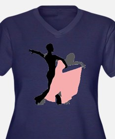 Dancing Plus Size T-Shirt