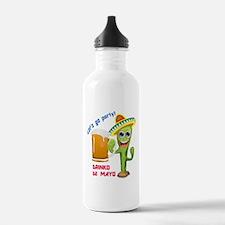 Drinko de Mayo Water Bottle