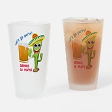 Drinko de Mayo Drinking Glass