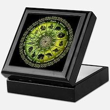 Druid Tree Calendar Keepsake Box